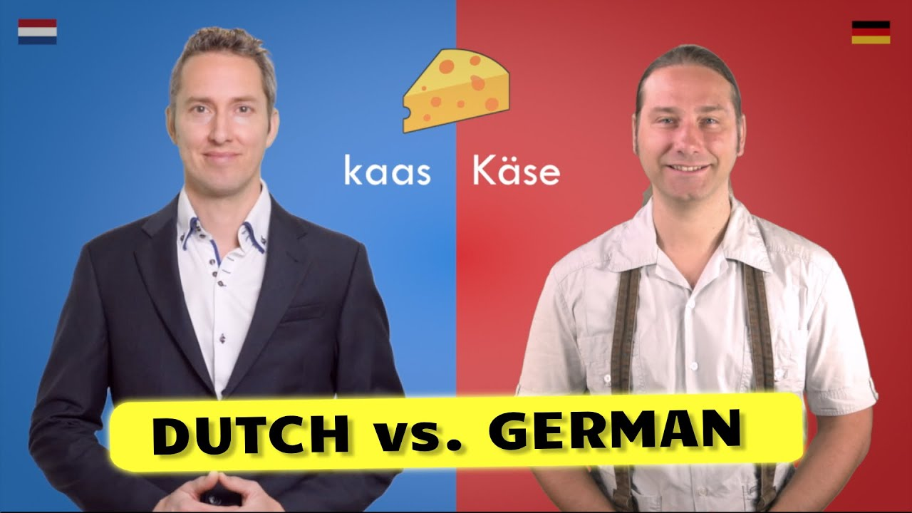 Dutch And German