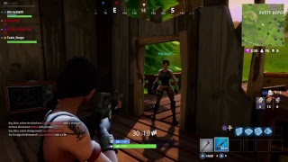 Hacking fortnite for first place