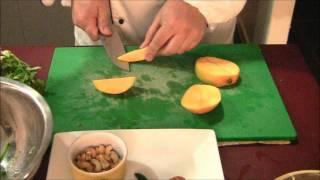 Smoked Chicken & Mango Salad
