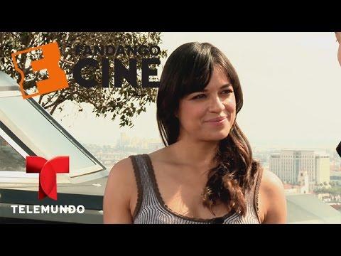 "Fandango | Michelle Rodriguez dice que ""Fast and Furious"" le cambió la vida | Entretenimiento"