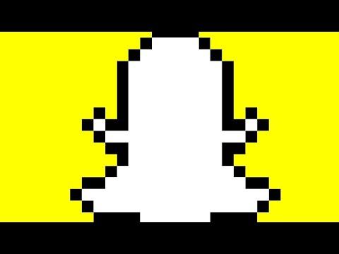 Comment Dessiner Le Logo Snapchat En Pixel Youtube