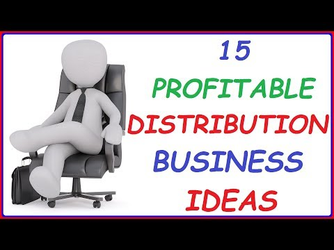 15 Profitable Distribution Business Ideas To Start To Make Money ( Best Distributor Business Ideas)