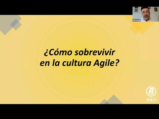Webinar 1 Cultura Agil