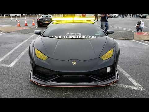 Bmw I8 Vs Lamborghini Huracan