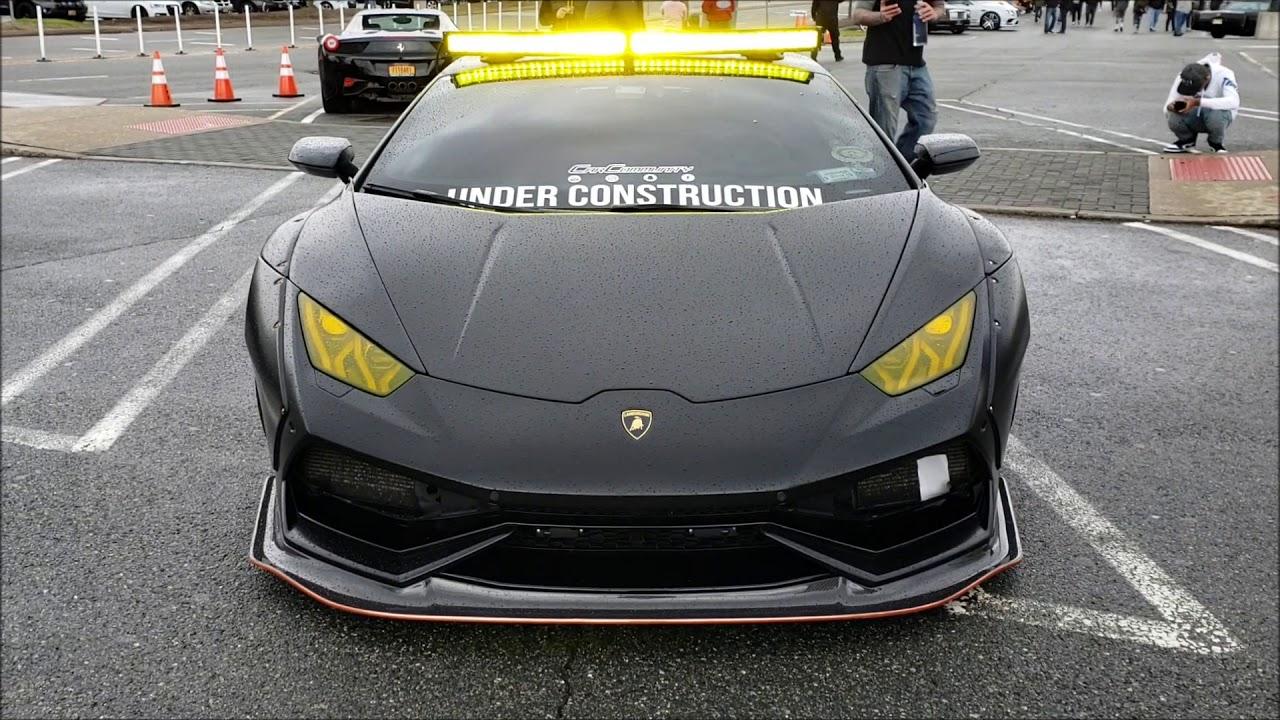 Widebody Lamborghini Huracan Lamborghini Centenario Huracan