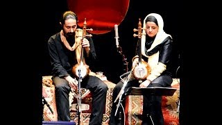 Kamancheh Duet : Hamidreza Afarideh ، Shayda Ebadat Doost / حمیدرضا آفریده ، شیدا عبادت دوست