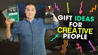 Gift Ideas for Creative People