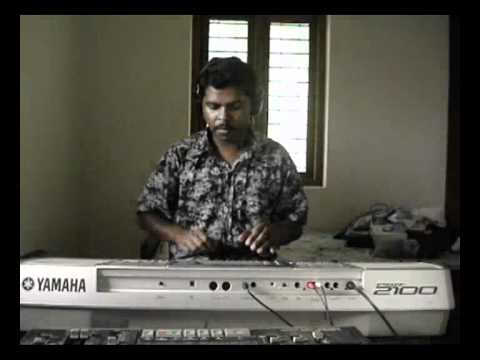 Praise and worship by Jerry on Yamaha PSR-2100
