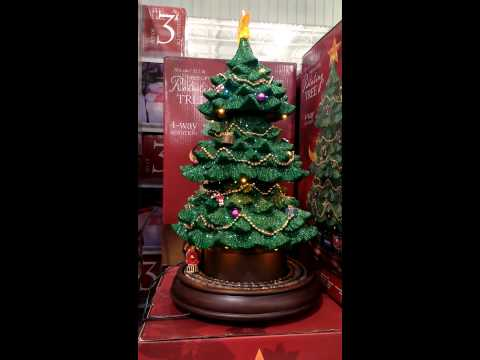 Musical Animated Christmas tree