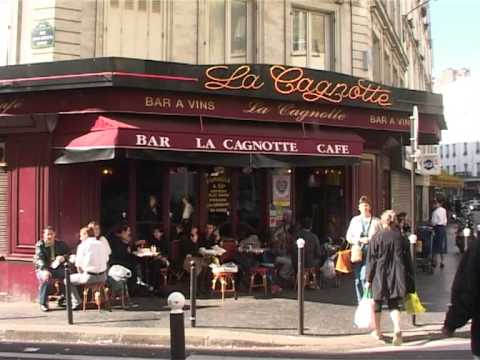 Paris Belleville   work in prog