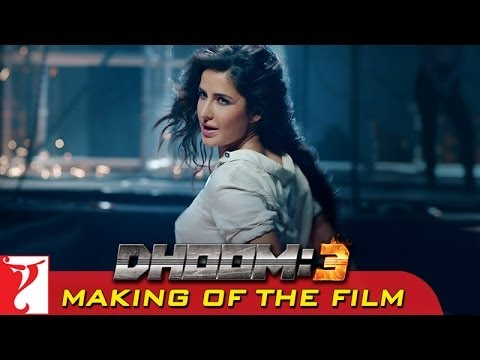 Making Of The Song - Kamli | DHOOM:3 | Part 14 | Aamir Khan | Katrina Kaif