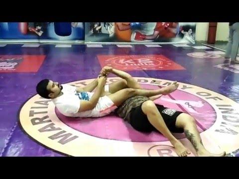 MMA Mixed Martial Arts Classes in Delhi India