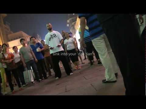WUDANG ...its your turn! WDP Urban Qi Gong Project BEIJING