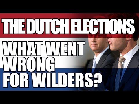 What Went Wrong for Geert Wilders?