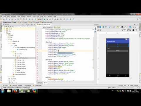 Develop simple SMS app in Android Studio