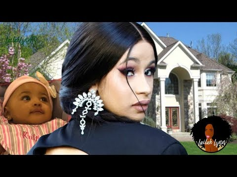 Looks Like The House Cardi B Bought Her Mom Was Really For HER & Kulture!!