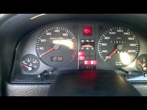 Audi 80 B4 1.9 TDI - YouTube