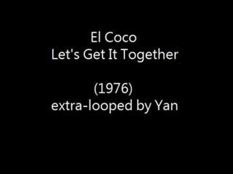 El Coco - Let's Get It Together (1976)