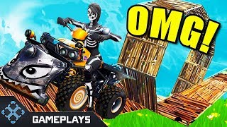 Daily Fortnite Funniest and Best Moments (Wins + Fails) Ep.6 thumbnail