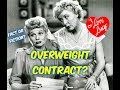 "FACT OR FICTION?: Ethel's Mandatory ""Overweight"" Contract?--""I LOVE LUCY!"""