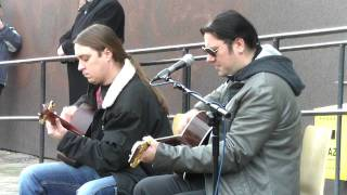 Sebastian Riedel & Sylwester Kramek - Naiwne pytania  [Tychy 15.12.2011]