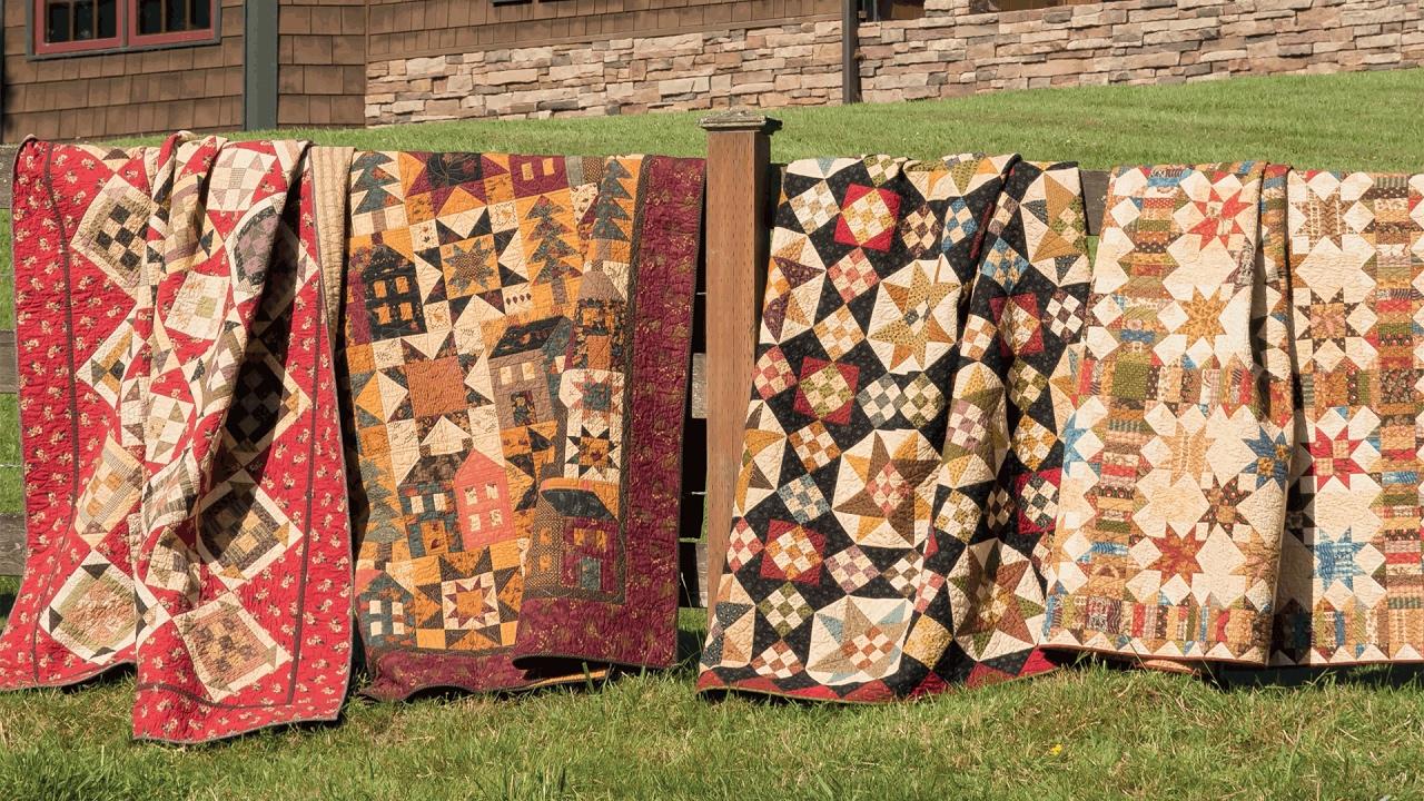Favorite scrappy quilt patterns from Miss Rosie's Quilt Co. - YouTube : miss rosie quilt - Adamdwight.com