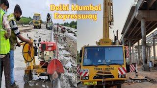 Delhi Mumbai Expressway New update | Update 56 |