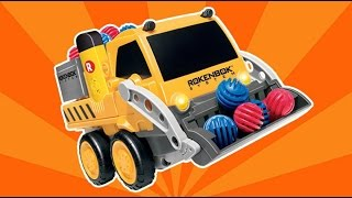 Construction World Iii And The Mystery Of The Lost Tool Video For Kids