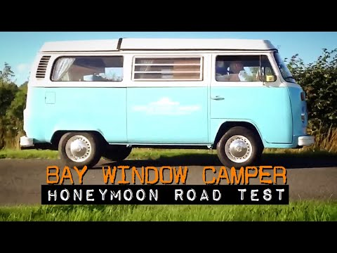 VW Camper Van classic car review - Paul Woodford