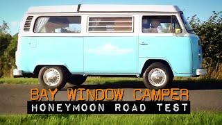 VW Camper Van classic car review - Paul Woodford