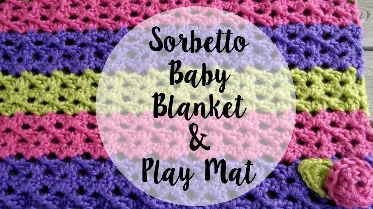 Free Baby Blanket Crochet Patterns   FiberArtsy.com