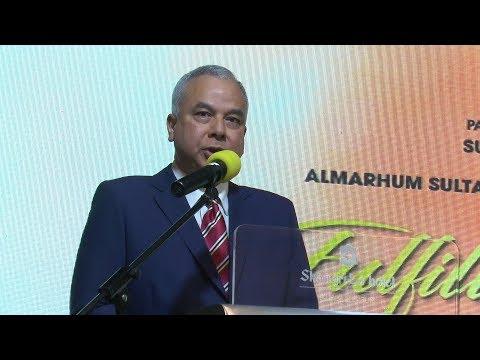 "Sultan Nazrin's full speech at ""Fulfilling A Legacy – Tun Razak Foundation"" book launch"