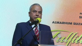 "Sultan Nazrin's full speech at ""Fulfilling A Legacy – Tun Razak Foundation"" book launch"