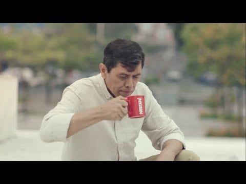 Alvaro Torres en comercial de Nescafé Listo