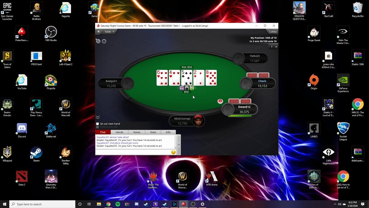 Poker Stars Home Games