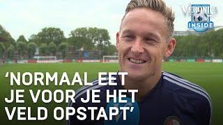 Wordt Jens Toornstra de nieuwe aanvoerder van Feyenoord?