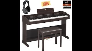 New Yamaha YDP 103R Arius Console Digital Piano Buyers Specifications Reviews