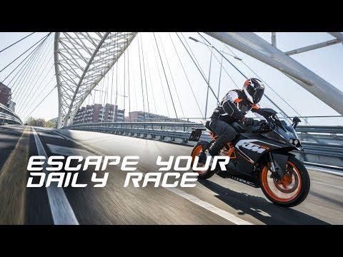 """KTM """"Escape your"""