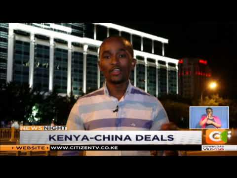 China to fund more projects in Kenya Mp3