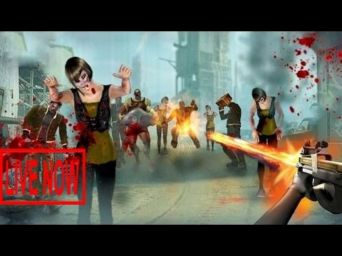 Zombie Trigger Undead Strike (by AppOn Innovate) Android Gameplay [HD] #ZIA