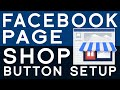 How to add shop now button on facebook page