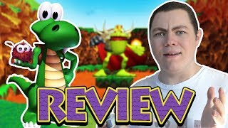 Croc: Legend of the Gobbos Review - Square Eyed Jak