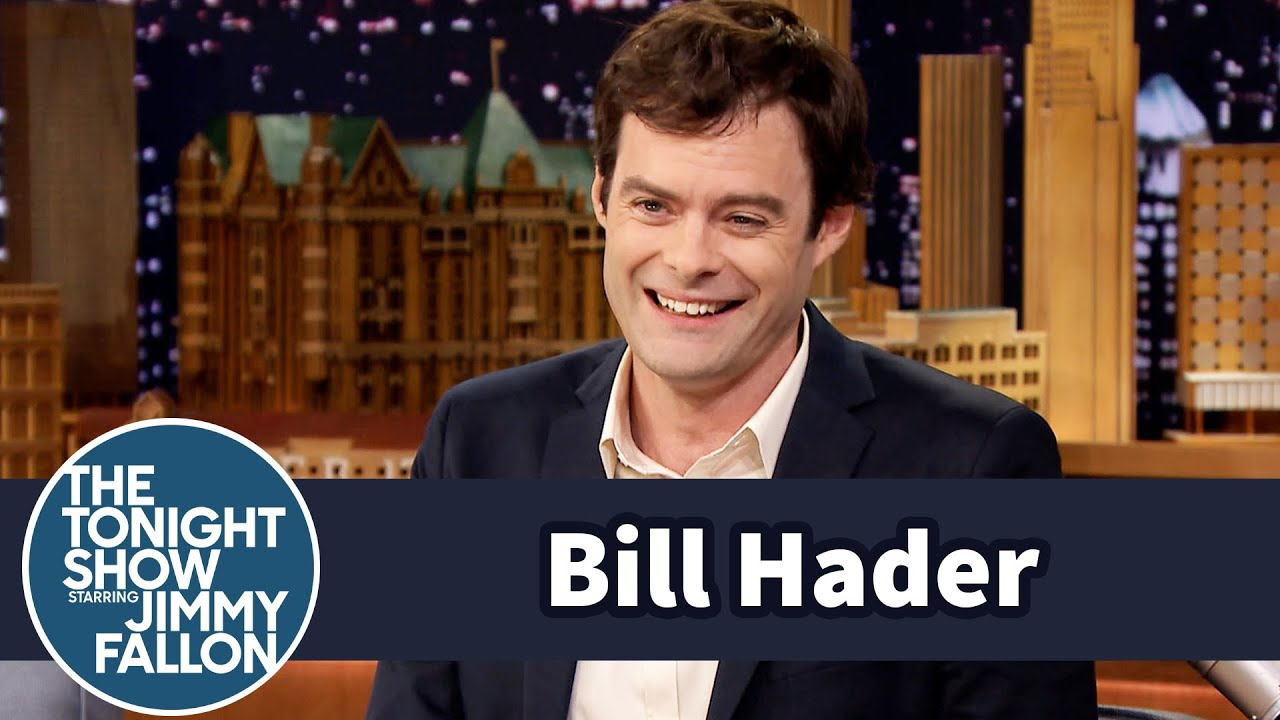 Bill Hader's Daughter Is a Potty-Mouthed Princess - YouTube