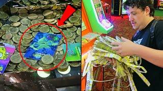 SPECIAL CARD! FLYING DUTCHMAN WIN! | Spongebob Coin Pusher | MrHaztastic