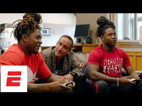 Shaquem and Shaquill Griffin play Madden with Sam Alipour | ESPN