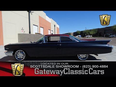 1960 Cadillac Series 62 #187 Gateway Classic Cars