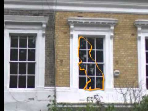 Amy Winehouse Ghost In Window Of London Home Youtube