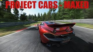 Project Cars wet & dry lap @1440 ULTRA