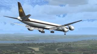 Download Video FSX : Dc-8 landing MP3 3GP MP4