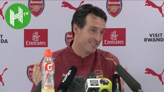 Man United v Arsenal | Unai Emery: Analysis of Spurs victory, Lucas Torreira and racism in football